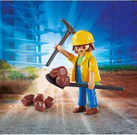 Gioco Operaio Edile | Playmobil Figures