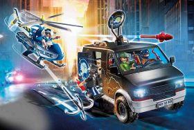 Furgone della Banda di Ladri | Playmobil Polizia