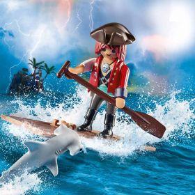 Pirata e Squalo | Playmobil Special Plus