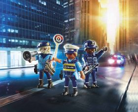 Squadra di Poliziotti | Playmobil Polizia