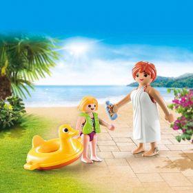 Coppia In Vacanza   Playmobil