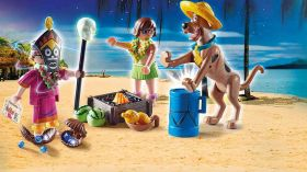 Scooby Doo all'Inseguimento del WItch Doctor | Playmobil Scooby Doo