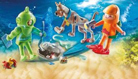 Scooby Doo Il Pericoloso Ghost Diver | Playmobil Scooby Doo