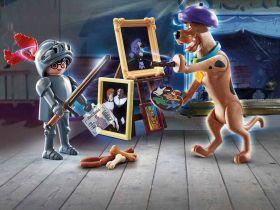 Scooby Doo Assalto al Black Knight | Playmobil Scooby Doo