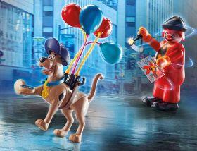 Scooby Doo Il Mistero del Ghost Clown | Playmobil Scooby Doo