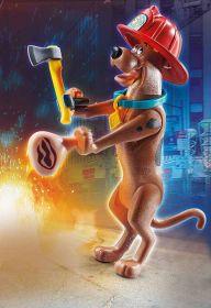 Scooby Doo Vigile del Fuoco | Playmobil Scooby Doo
