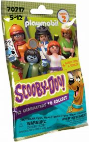 Scooby Doo Mystery Figures Serie 2 a| Playmobil Scooby Doo