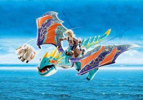 Dragons Racing  Astrid E Tempestosa | Playmobil Dragons