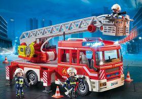 Playmobil 9463 Autoscala dei Vigili del Fuoco | Playmobil Vigili del Fuoco
