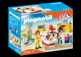 Playmobil 70034 Visita Pediatra (Playmobil City Life)