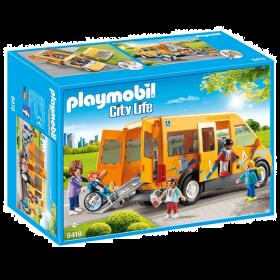 Playmobil 9419 Scuolabus (Playmobil City Life)