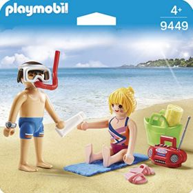 Playmobil 9449 Coppia In Vacanza (Playmobil Special Plus)