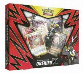 Pokémon Box da Collezione Urshifu Singolo Colpo-V | Pokémon-V