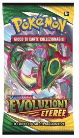 Pokémon Bustina Spada e Scudo Evoluzioni Eteree   Gioco da Tavolo