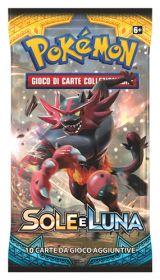 Pokémon Bustina Sole e Luna