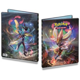 Pokémon ULTRA Pro Portfolio 9 Tasche Spada e Scudo Fragore Ribelle | Pokémon