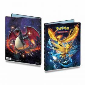 Pokémon ULTRA Pro Portfolio Destino Sfuggente 9 Tasche | Pokémon