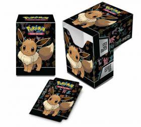 Pokémon Ultra Pro Porta Mazzo Verticale Eevee | Pokémon
