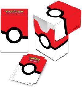 Pokémon Ultra Pro Porta Mazzo Verticale Pokeball | Pokémon