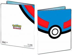 Pokémon ULTRA Pro Portfolio Great Ball 9 Tasche | Pokémon