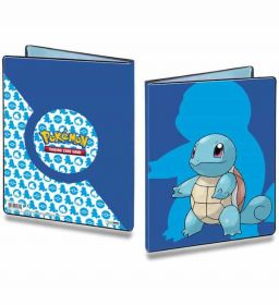 Pokémon ULTRA Pro Portfolio Squirtle 4 Tasche | Pokémon