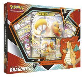 Pokémon V Collezione Speciale Dragonite | Gioco di Carte Collezionabili