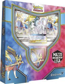 Pokémon V Mazzo Lotte di Lega Zacian-V