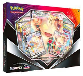 Pokémon-VMax Meowth Vmax Box da Collezione su ARSLUDICA.com