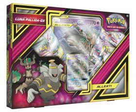 Pokémon GX Luna Pallida-GX Box da Collezione