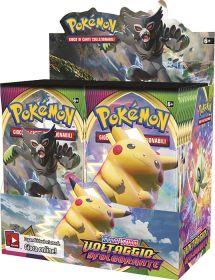 Bustina Pokémon Voltaggio Sfolgorante Espansione Spada e Scudo