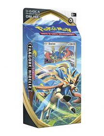 Pokémon Mazzo Fragore Ribelle Spada e Scudo Zacian | Pokémon
