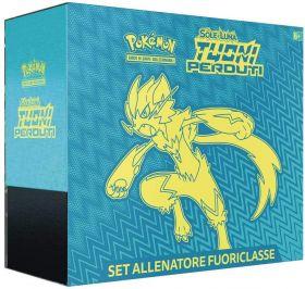 Pokémon Set Allenatore Fuoriclasse Tempesta Astrale Sole e Luna