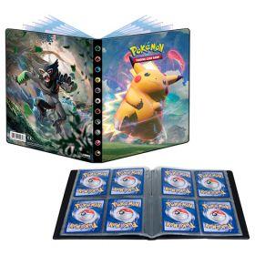 Pokémon Voltaggio Sfolgorante Portfolio 4 Tasche 10 Pagine