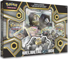 Pokémon GX Melmetal-GX Box da Collezione