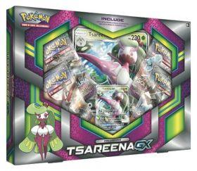 Pokémon GX Tsareena-GX Box da Collezione su ARSLUDICA.com