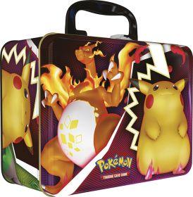 Pokémon Valigetta da Collezione Charizard e Pikachu