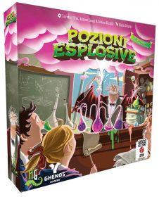 Pozioni Esplosive DV Giochi   Gioco da Tavolo