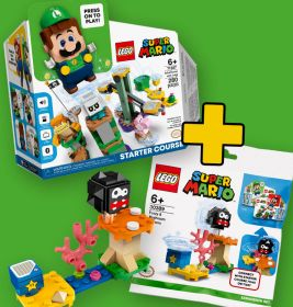 PREVENDITA LEGO 71387 Avventure con Luigi | LEGO Super Mario