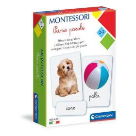 Prime Parole Montessori Clementoni