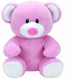 PRINCESS Orso Rosa 82006 (Peluche Baby Ty) 28cm