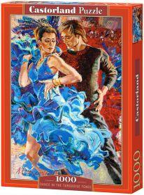Danza in Tonalità Turchese (Puzzle 1000 pezzi Castorland)