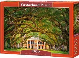 Puzzle 1000 pezzi Castorland Piantagione di Querce | Puzzle Paesaggi