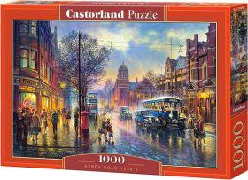 Puzzle 1000 pezzi Evening in Provence Castorland su arsludica.com