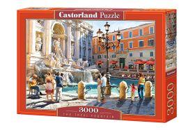 Fontana di Trevi (Puzzle 3000 pezzi Castorland)