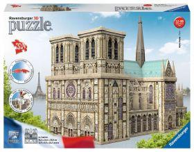 Puzzle 3D Notre Dame Gioco (Ravensburger 3D Puzzle)