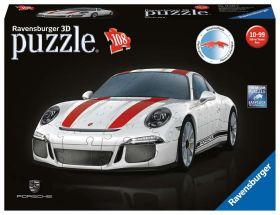 Puzzle 3D Porsche 911 Gioco (Ravensburger 3D Puzzle)