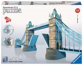 Puzzle 3D Tower Bridge Gioco (Ravensburger 3D Puzzle)
