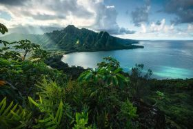 Puzzle Paesaggi 5000 pezzi Ravensburger Paesaggio Hawaiano