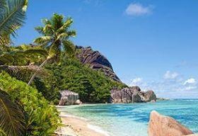 Tropical Beach, Seychelles (Puzzle 3000 pezzi Castorland)