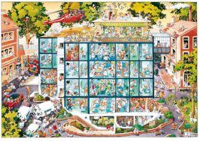 Emergency Room (Loup Puzzle Heye 2000 pezzi)